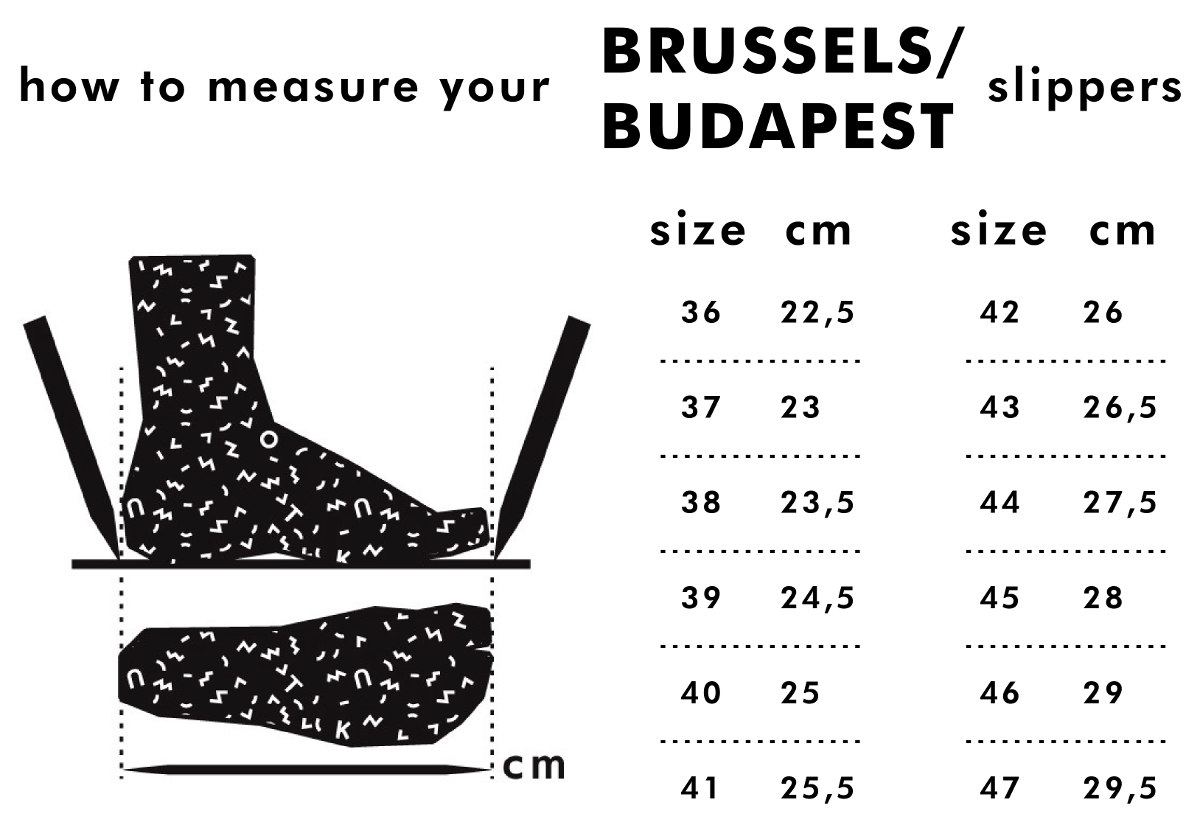 how-to-measure-brussels-budapest-slippers